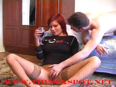 Drunk 18 Teen Redhead Anal Gangbang In Kitchen