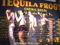 Hot Body Contest Tequila Frogs