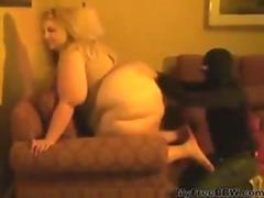 Masked Man Almost Loses His Head In Ssbbw Ass BBW fat bbbw sbbw bbws bbw porn plumper fluffy cumshot
