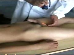 Young Army Boy Medical Exam Part1