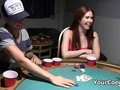 Game Of Strip Poker Gets Crazy