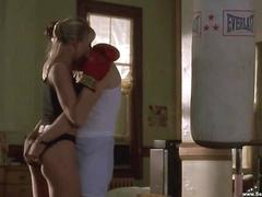 Daryl Hannah Hot Scenes - Pope Of Greenwich Village