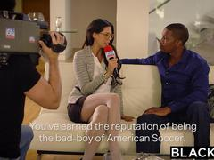 BLACKED First Interracial For Spanish Babe Alexa Tomas