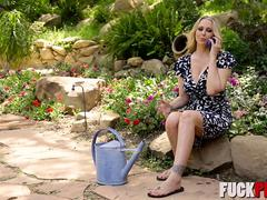 Abby Cross, Julia Ann In The magic Trick