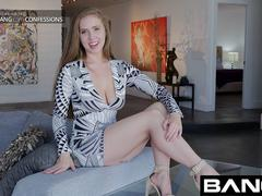 BANG Confessions Lena Paul Fucks Her Clients Husband