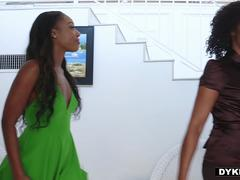 Dyked - Chanel Heart Fucked By Misty Stone