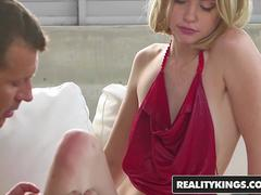 RealityKings - First Time Auditions - Chloe Couture Jerry Kovac - The Chloe Show