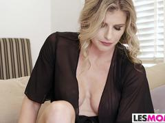 mom cory chase gives khloe kapri an o lesson video