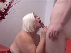 Mature Beauty Lacey Starr POV Blowjob