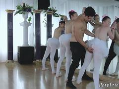 Mature german piss party Ballerinas