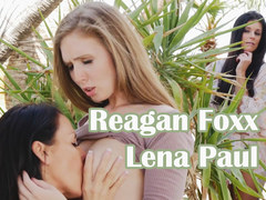Mother-Daughter exchange club - Reagan Foxx and Lena Paul