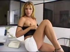 P0 - The young shemale transsexual Fabiane Spears 2