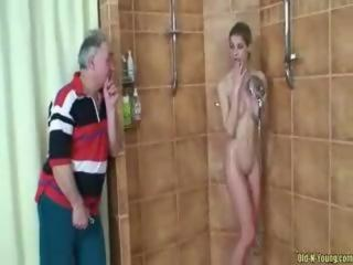 Gymnast gentle fuck 7