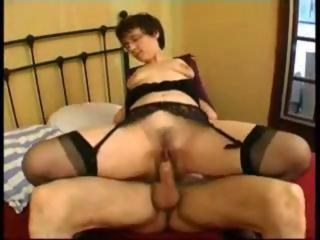 Porn mature french