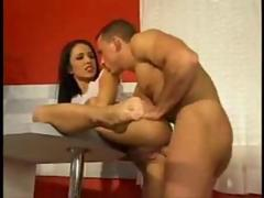 Fucking Gorgeous Pocahontas Anally Pounded