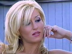 Jill Kelly doesn	 get her cum