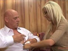 Britney Amber Loves Cock Rod Fontana from Get Smartass