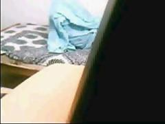 Indian Delhi couple fuck in front of hidden webcam