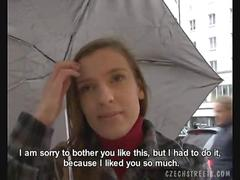 Czech streets - michaela amateur 2