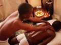 Large African Oil Massage 1