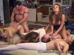 Swinger Swaping Sex With Friends