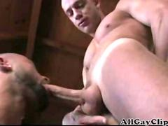 Francois Sagat Bedroom Eyes With Kyle Lewis gay porn gays gay cumshots swallow stud hunk