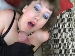 British Granny Bj And Facial mature mature porn granny old cumshots cumshot