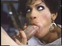 Vanessa Del Rio And Friends Suck And Fuck On The Job latina cumshots latin swallow brazilian mexican