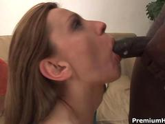 Two chicks for couple of black dicks clip