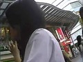 Japanese Upskirt hidden cam video