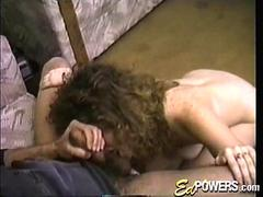 Girl gets pounded by Ed Powers