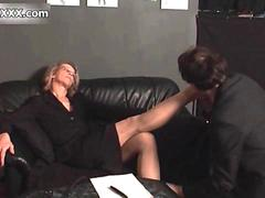 Nasty old slut gets horny film