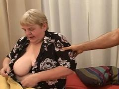 copulating a fat old hairy granny