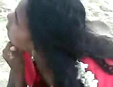 girls nipple visible in chennai beach