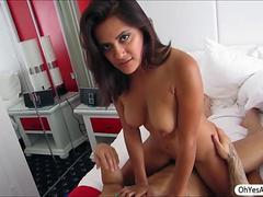 Wild girls Layla and Selma fuck in the VIP room