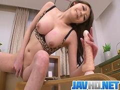 Busty akari asagiri fucks herself with sex toys film