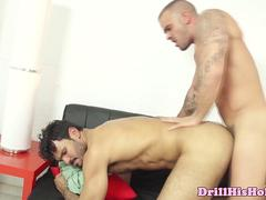 Damien Crosse fucks bottom bitch