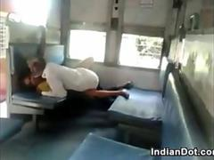 Indians Watched Fucking On The Public Bus