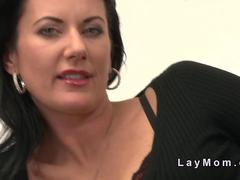mature lady with a pedigree gets fucked so well