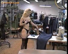 hot sex at the workplace