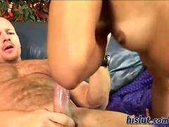 Talita is hot and horny