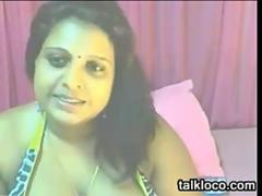 Big Indian Chick Fingering