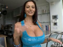 Big tits MILF Ava Addams ready for dick just like always
