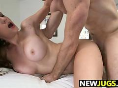 Introducing 19 year old porn virgin Dillion Carter