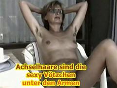 stuffing the pussy and the slut gets her orgasm