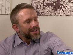 gaybait masseur fucks tatooed muscle jock segment