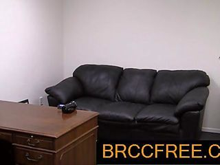 Backroom Casting Couch Naomi