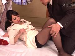 Glaze Nana Kunimis Hole -Uncensored JAV-
