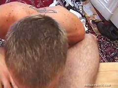 Crazy Table Top Sex Orgy