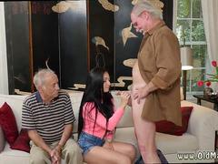 Tranny with old man